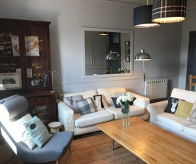 Luxury Apartment in Central Edinburgh