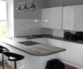5* Luxury Apartment in centre of Dunfermline Town
